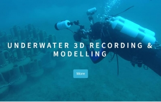 Underwater 3D recording and modelling