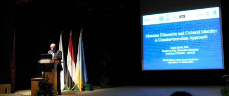Centre for Maritime archaeology participate in the ICOM conference 9-14 October 2014